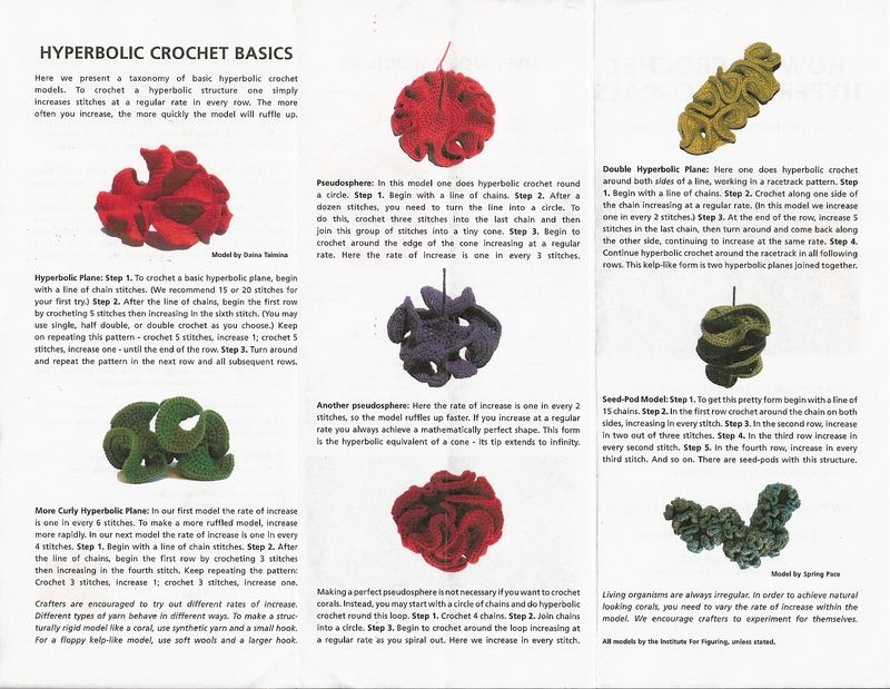 Hyperbolic crochet 2