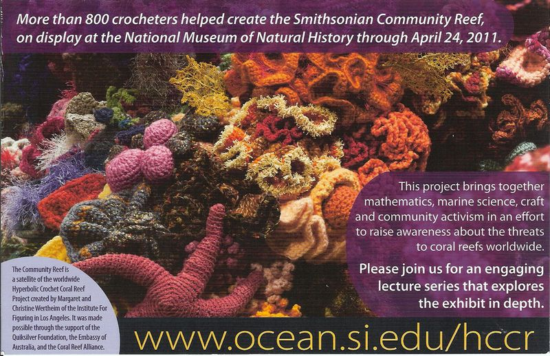 Coral reef mailer