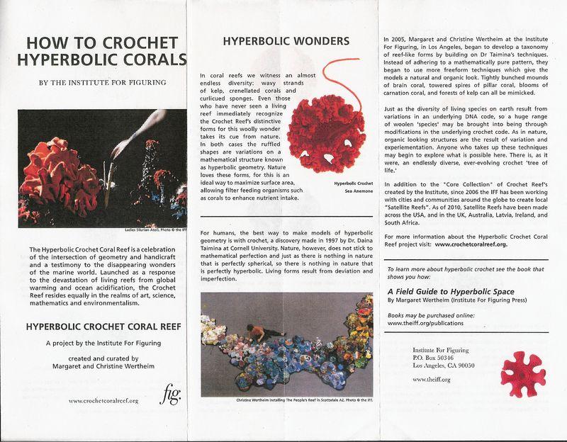 Hyperbolic crochet 1